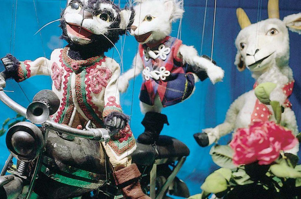Augsburger Puppenkiste - Freiteit für Kinder - Camping Ludwigshof am See