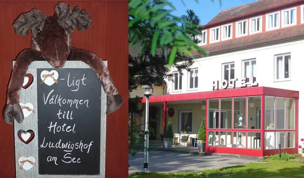 Hotel Ludwigshof am See - Camping Ludwigshof am See