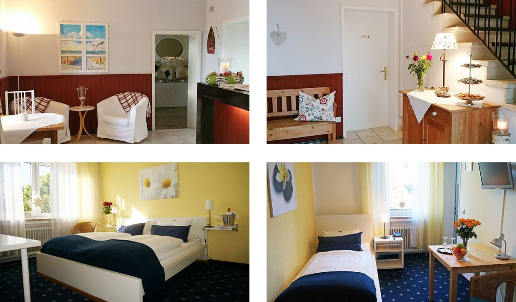 Hotel Ludwigshof am See Zimmer - Camping Ludwigshof am See