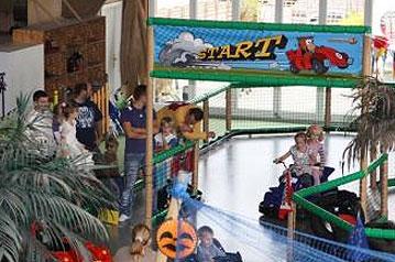 Jimmys Funpark Augsburg - Freizeit für Kinder - Camping Ludwugshof am See