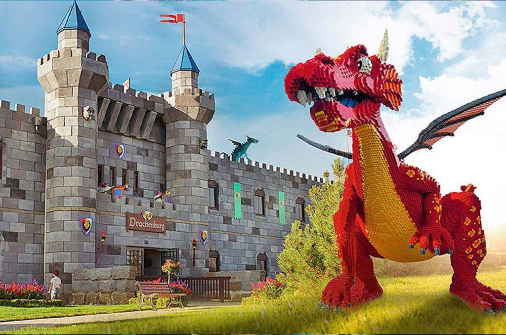 Legoland Günzburg - Freizeit für Kinder - Camping Ludwigshof am See
