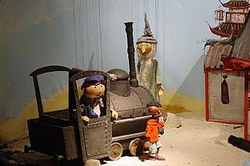 Puppen Museum Augsburg - Freizeit für Kinder - Camping Ludwigshof am See